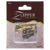 Zipper Slides & Stops